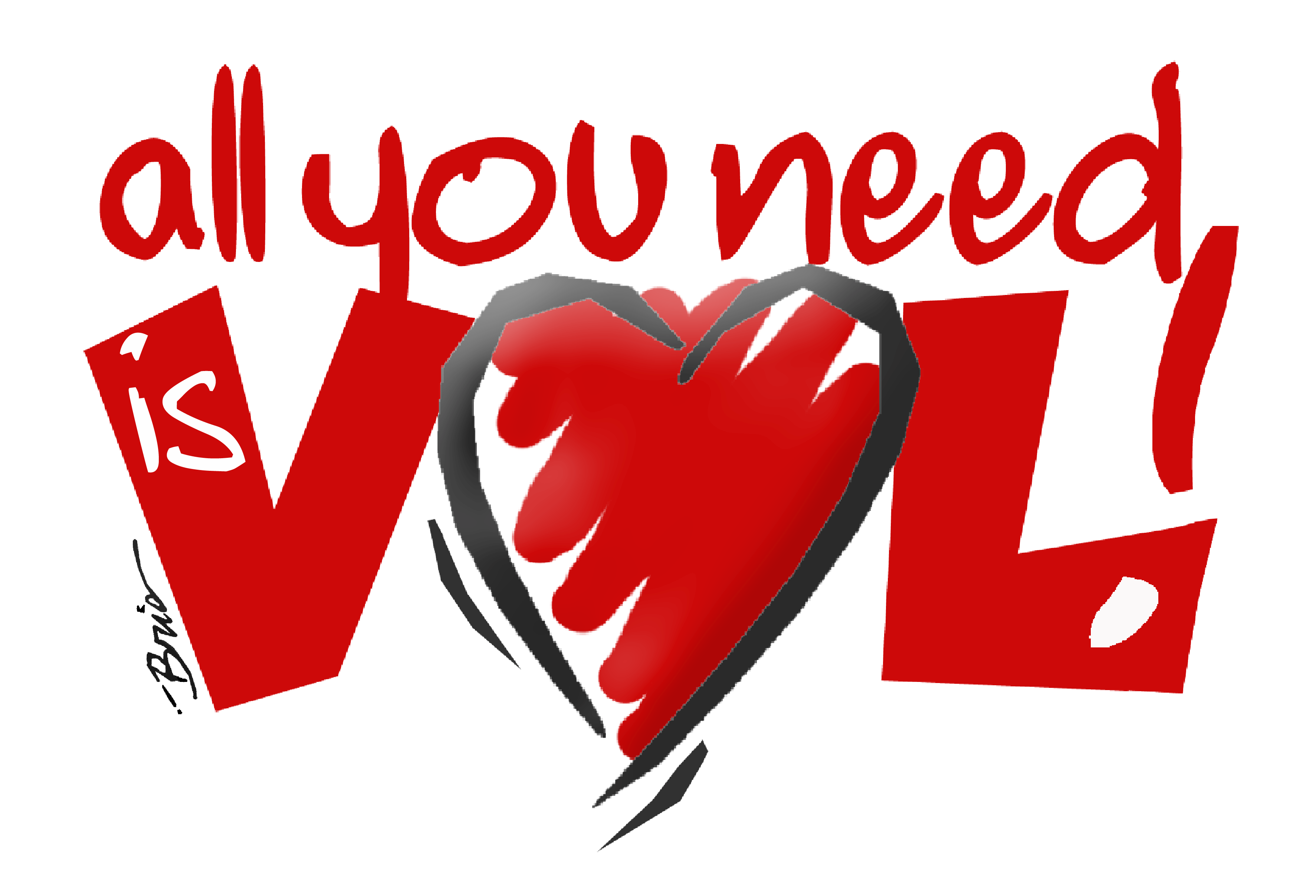 All You Need is VOL!